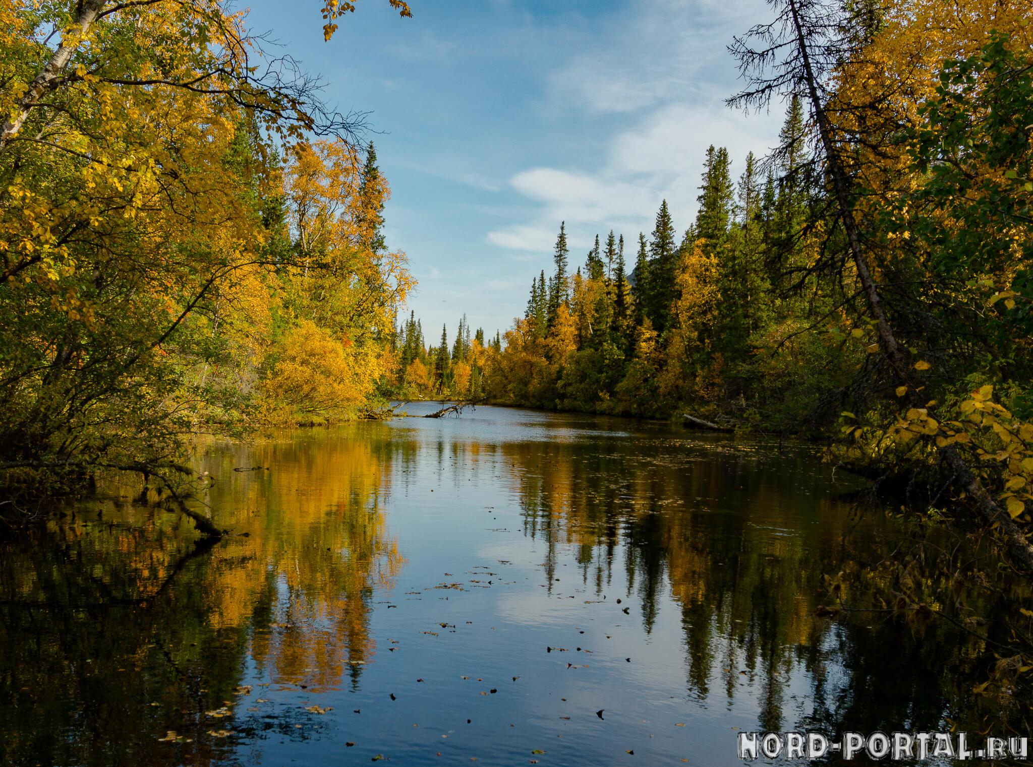 Осеннее Ловозерье