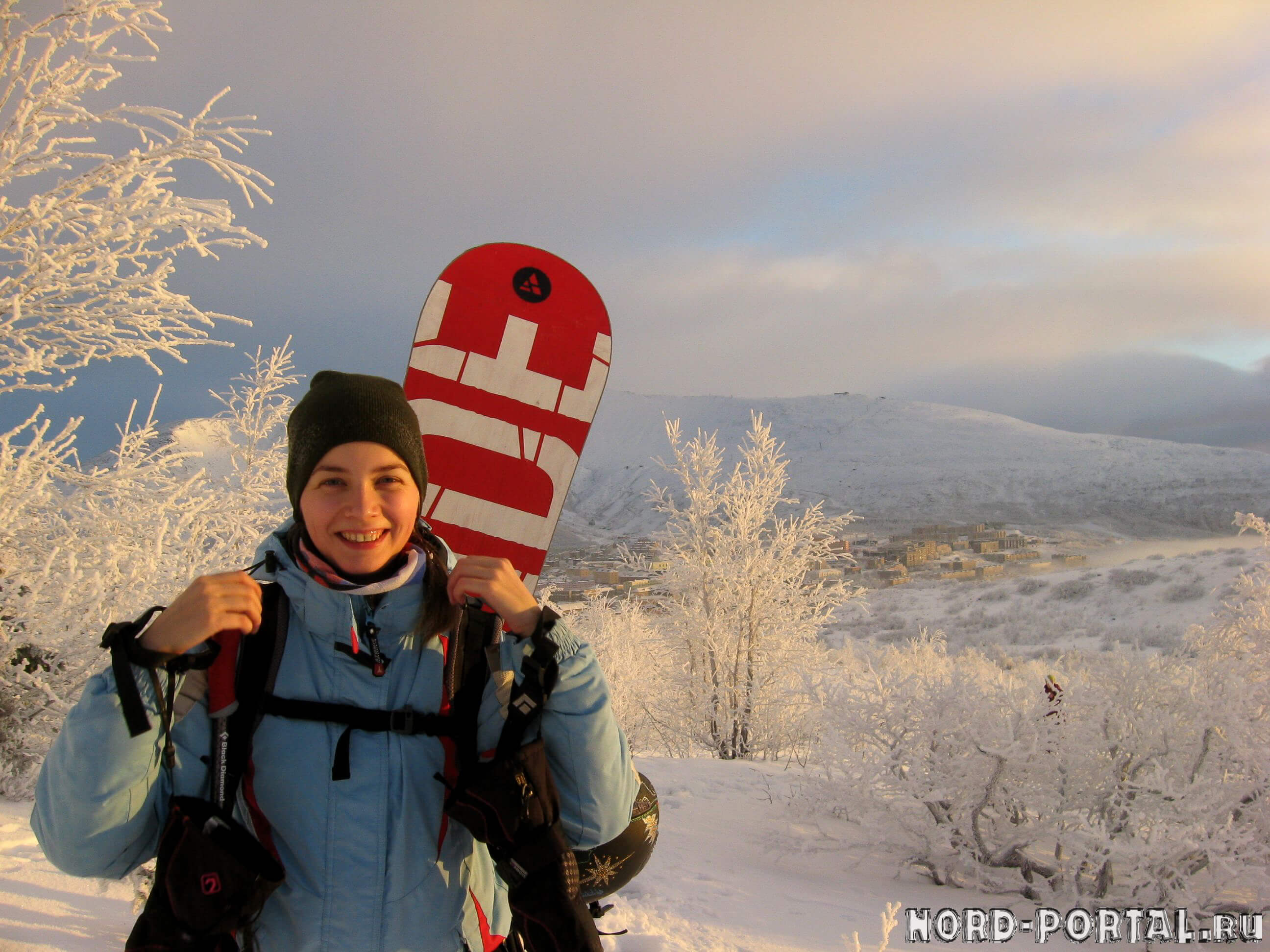Открытие сезона backcountry в Хибинах