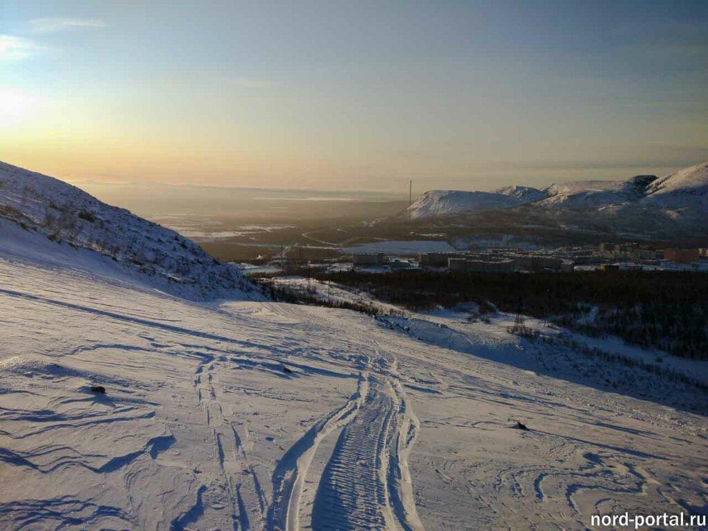 Горнолыжный сезон в Хибинах открыт!