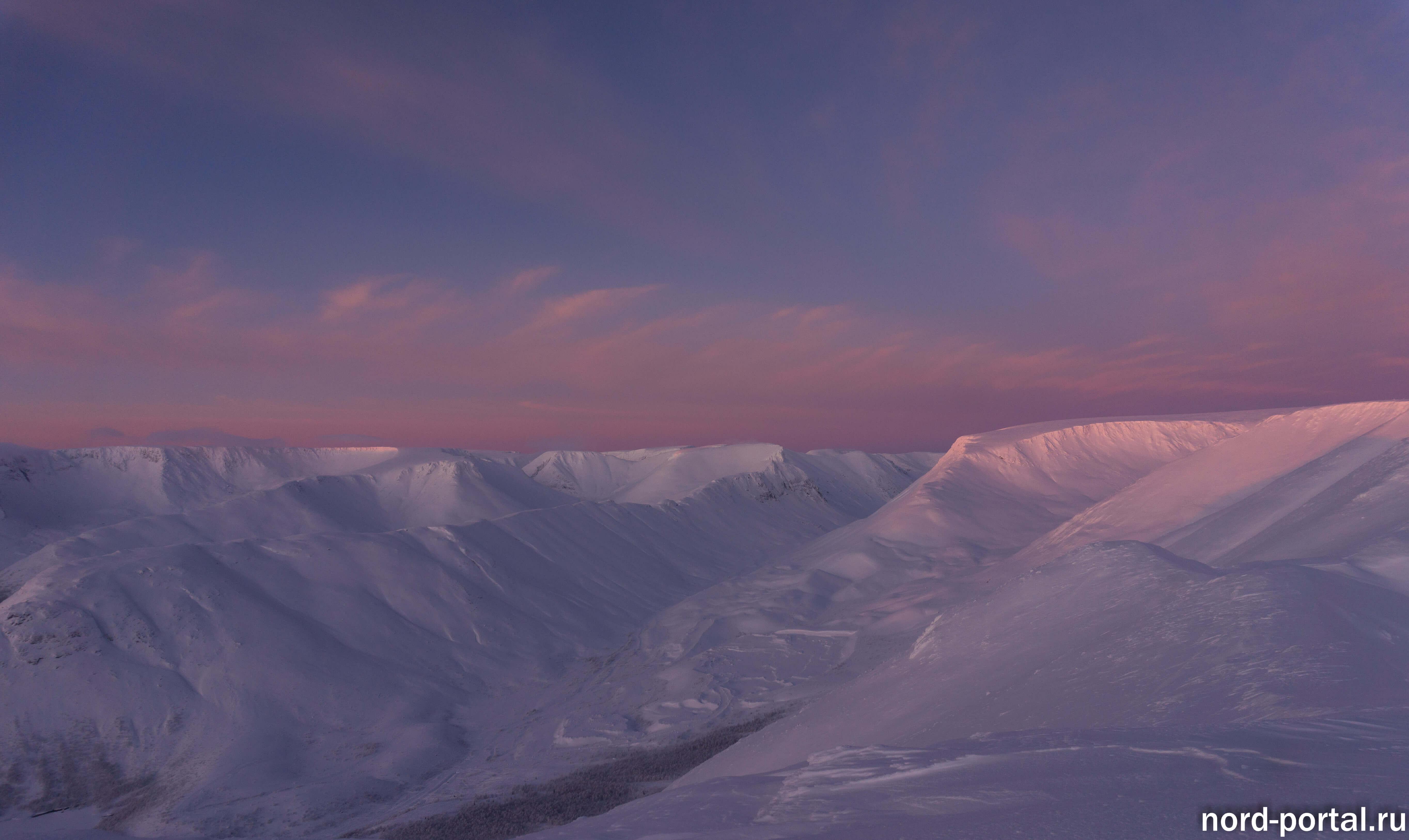 Зачем едут в Хибины зимой?