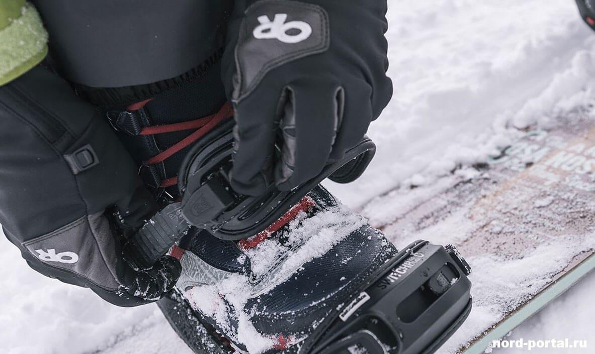 Как выбрать сноубордическое снаряжение.